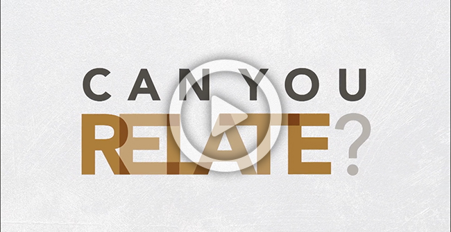 Can You Relate? | Other Races - Todd Wagner, Watermark Church