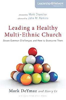 Leading a Healthy Multi-Ethnic ChurchAuthors:Mark DeYmaz and Harry Li -