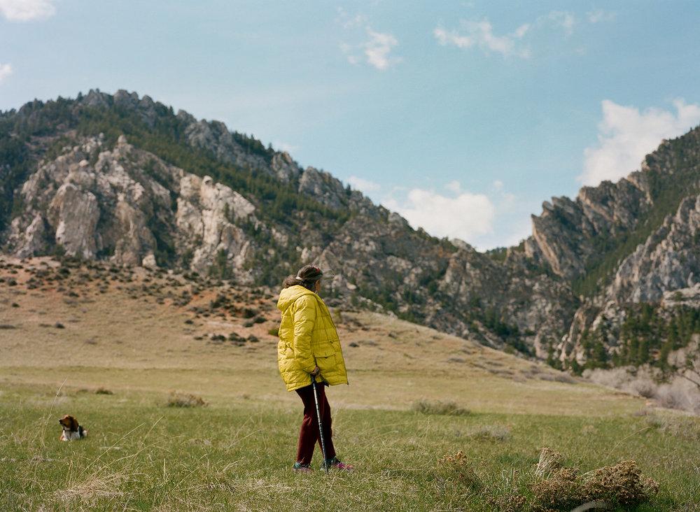 Neltje - Women in Wyoming Photo Gallery