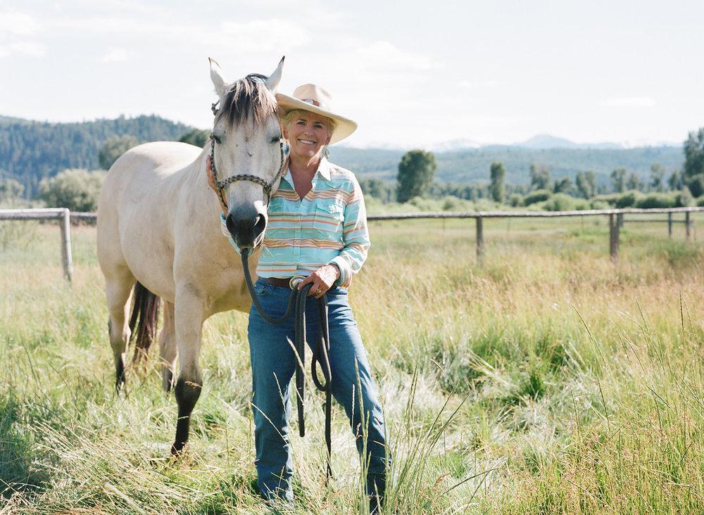 Marilyn Kite - Women in Wyoming Photo Gallery