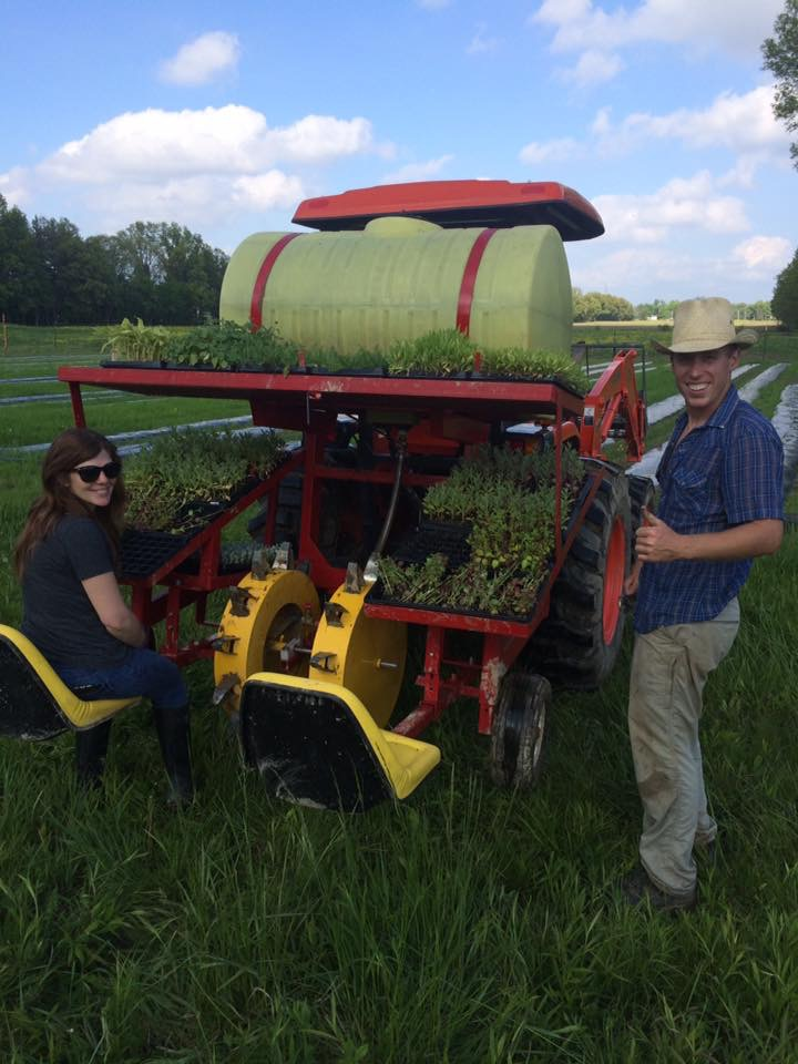 Fall Creek Farm - Homegrown Produce for Columbus and Central Ohio