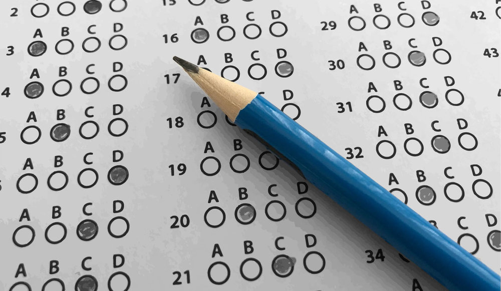 Step 2 - Score and analyze your practice SAT.