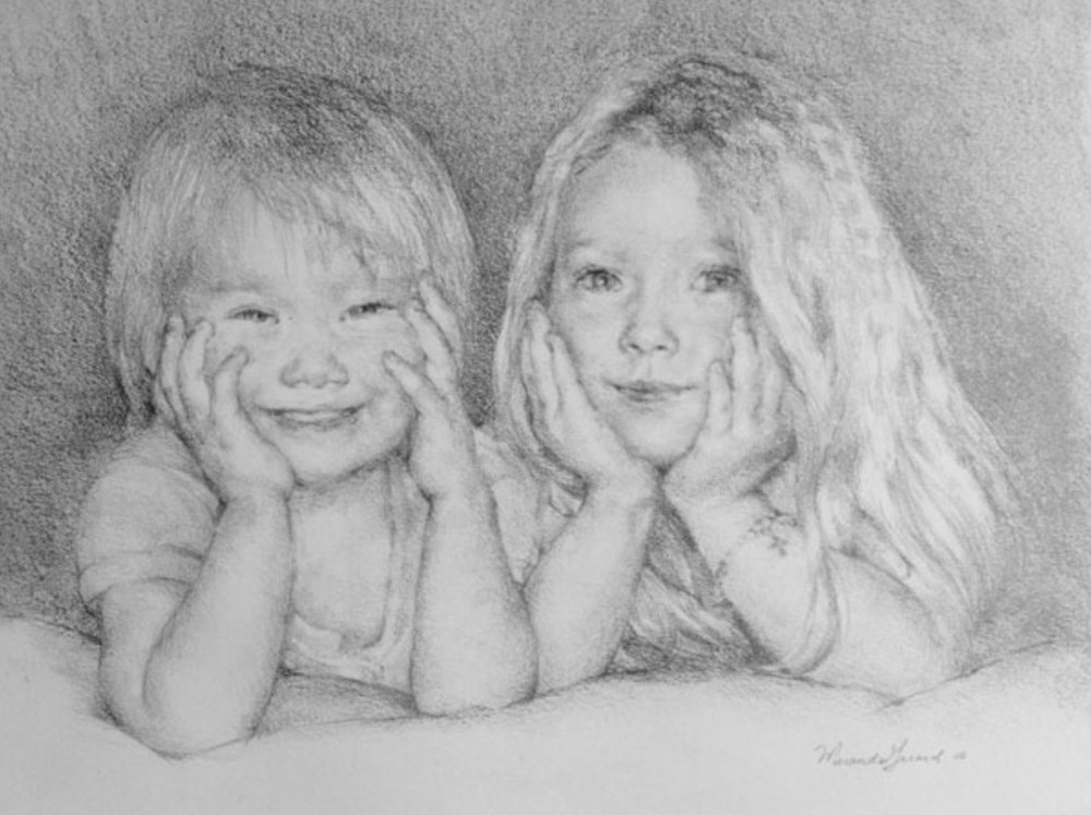 CAROLINE & ELIZABETH