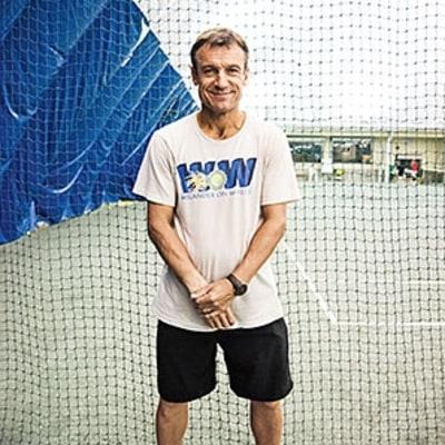 """Mats Wilander, the Vagabond Tennis Pro"" - Men's Journal"