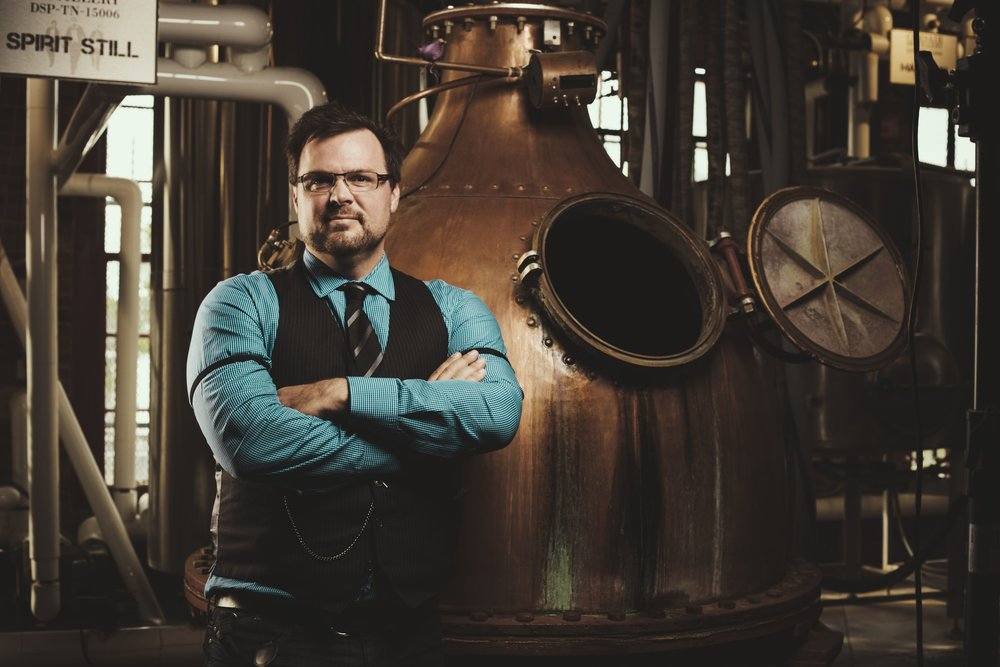 """Talking Hopped Whiskeys and Wimpy Americans with Darek Bell"" - New York Observer"
