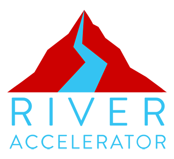 River Accelerator The River Accelerator is a 6-month program for seed-stage start-ups to turn their ideas into products, and their team into a highly-functioning organization