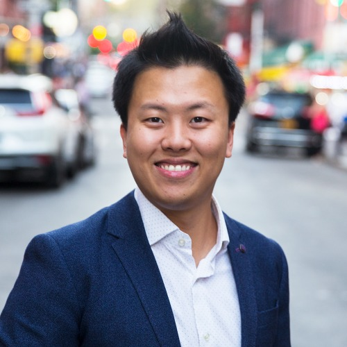 Richard Li<br>General Partner<br>AlphaBlock Investments