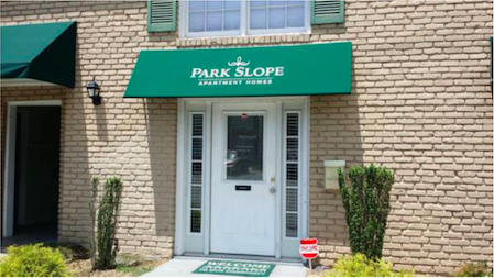 Purchased  June 2016   Price  $2,200,000    Profile  80% occupied, high delinquency   Financed/Terms  FMAC, 4.33% 5 year term, 25 year amortization   Equity Raise  ~$997,000   Opportunity  10% and 8% preferred, with residual at sale   Business Plan  Rebrand, manage to 95% occupancy, increase NOI, sell