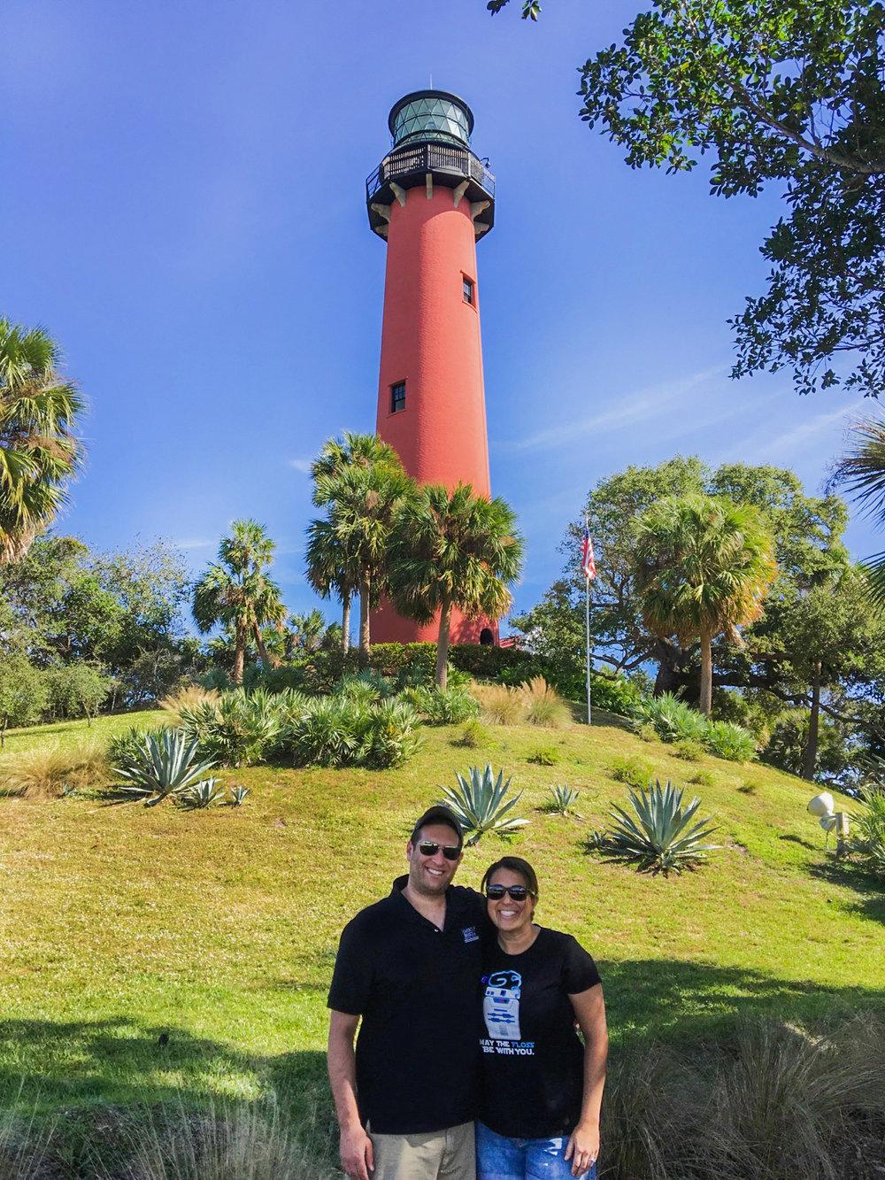 dr kubiliun wife jessica jupiter lighthouse.jpg