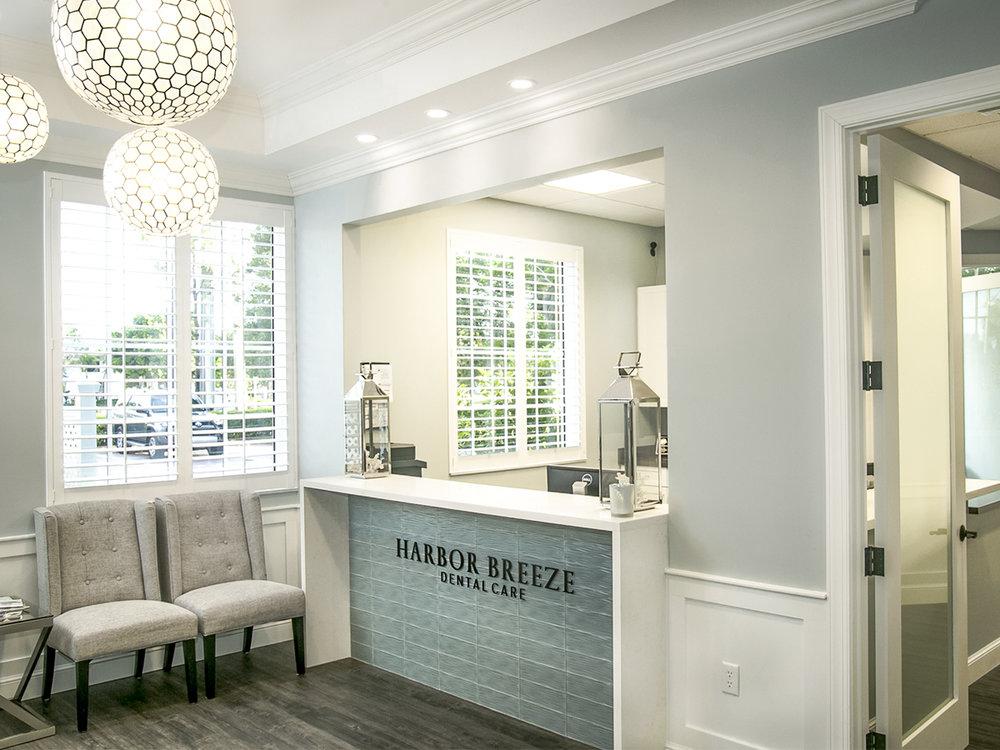 Harbor Breeze Dental Care Front Desk.jpg
