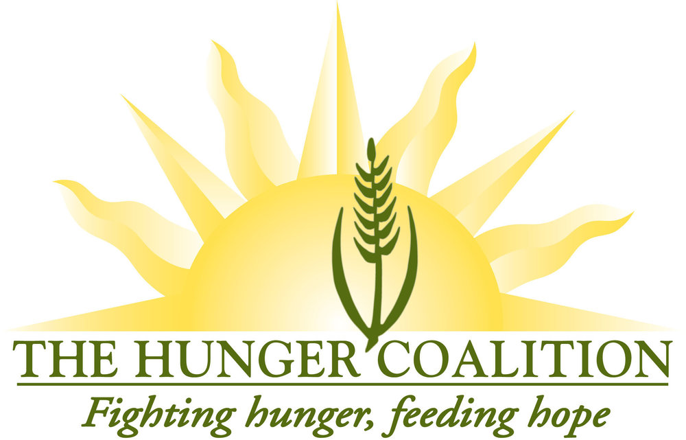 Click to view The Hunger Coalition website.