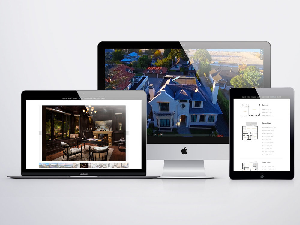 realtor online marketing design