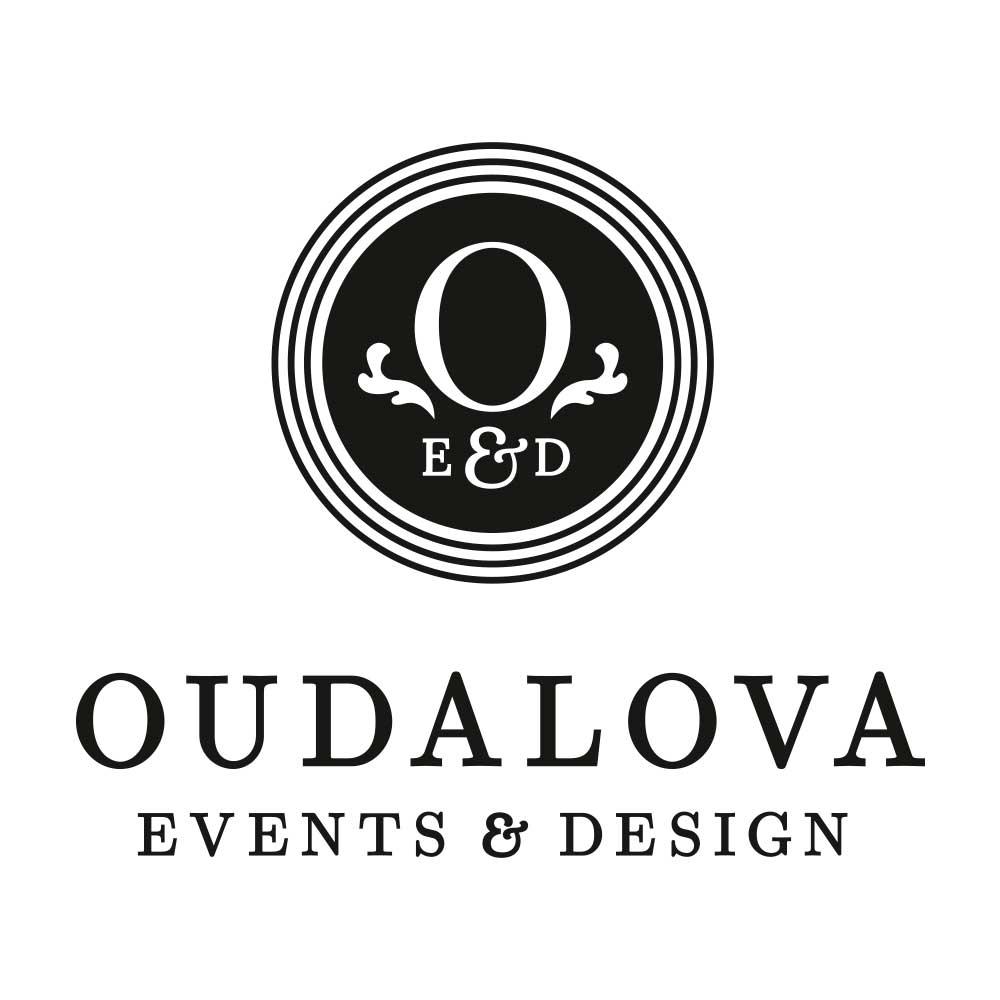 oudalova events & design logo