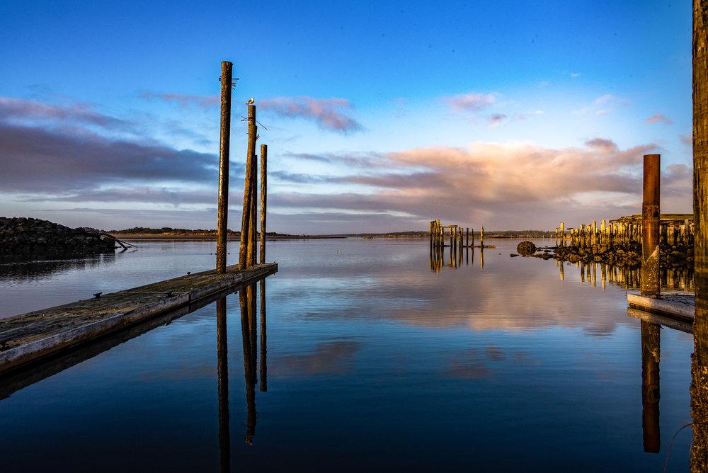Bandon, Oregon Harbour