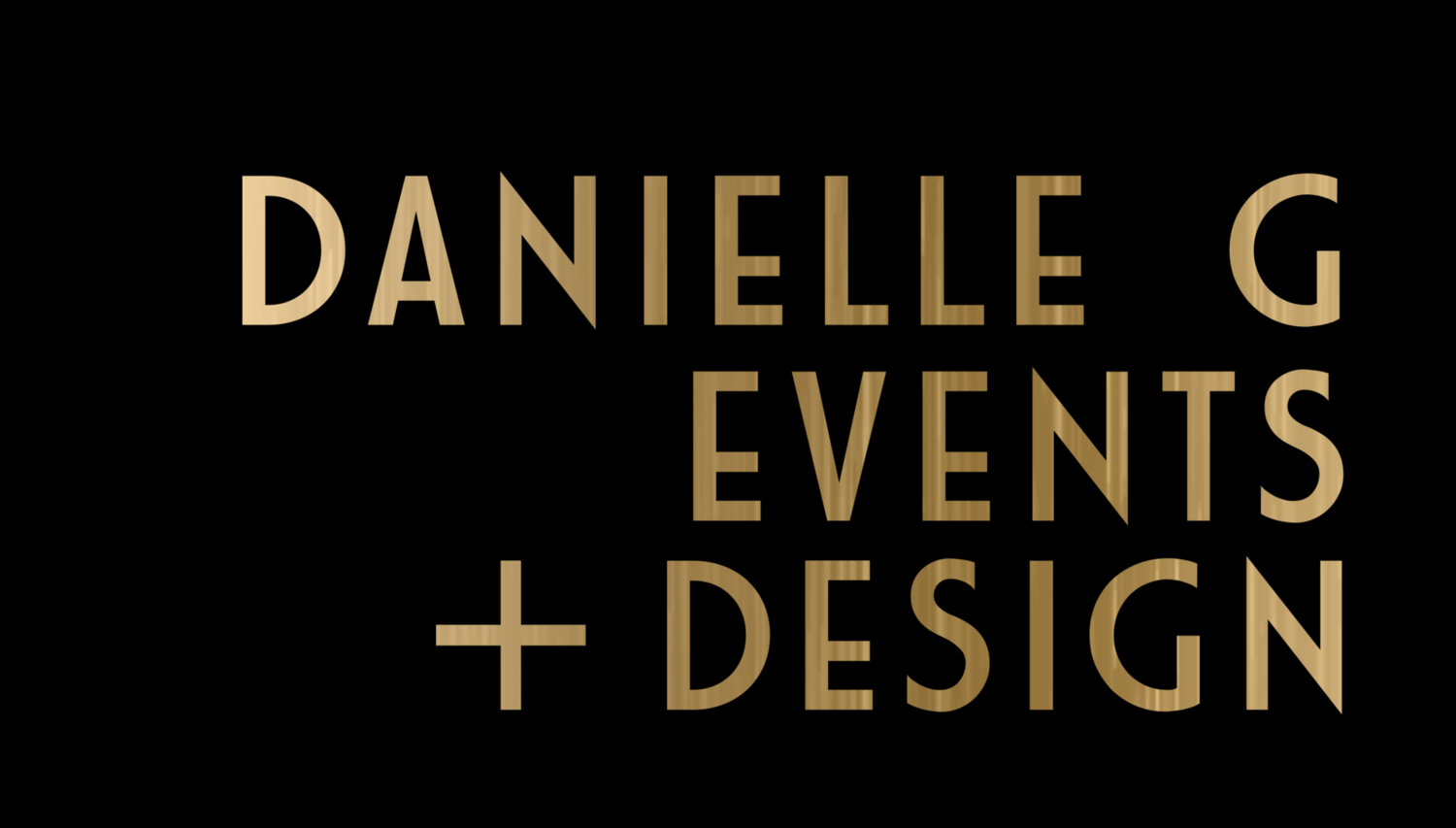 Danielle G Events + Design