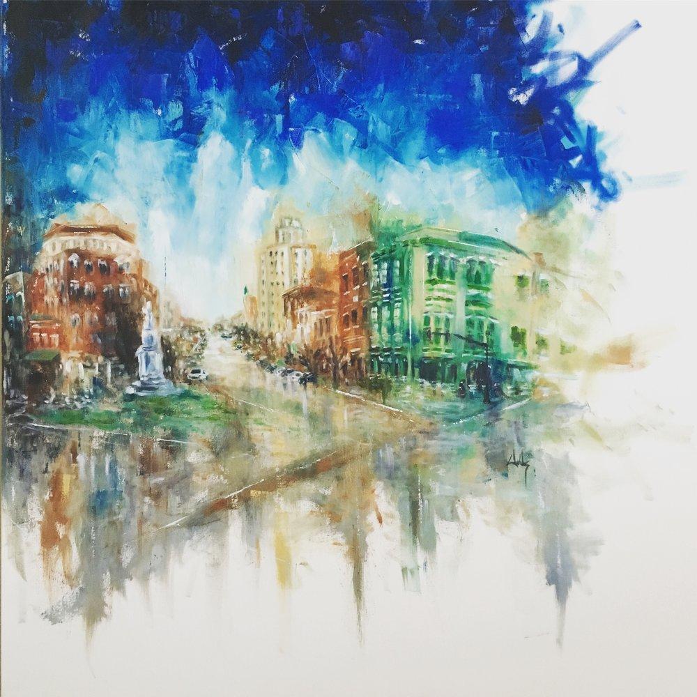 SOLD Macon City Square