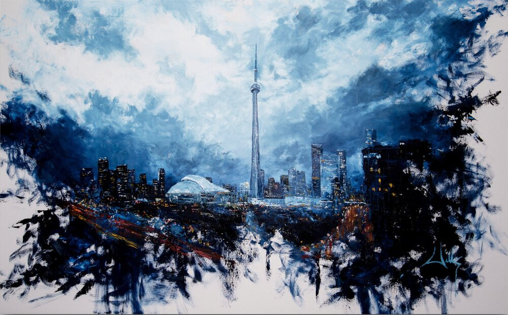SOLD CN Tower