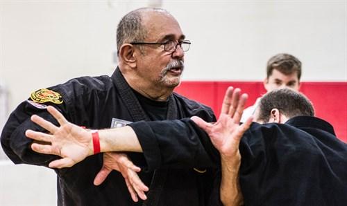 GM JPN teaching at Last Man Standing in Dallas, Texas in 2016