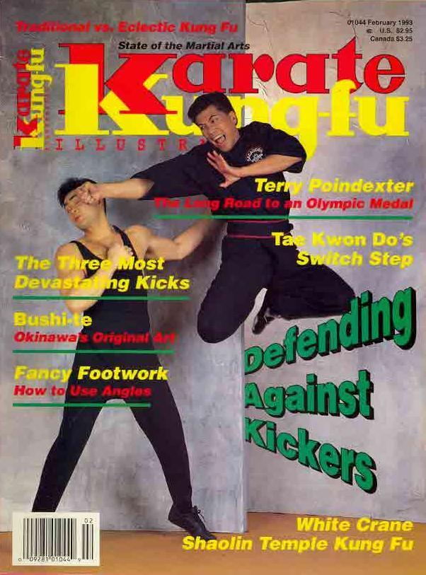 Karate & Kung Fu Illustrated magazine