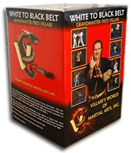 Complete Shaolin Kempo training from   White to Black Belt