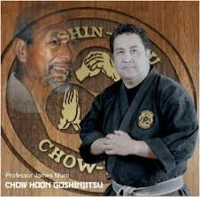 GM James Muro Chow-Hoon Goshin Jutsu