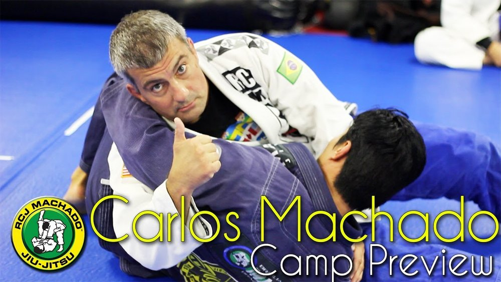 GM Machado teaching camp!