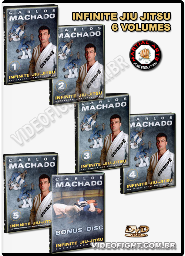 6 Volume DVD series!