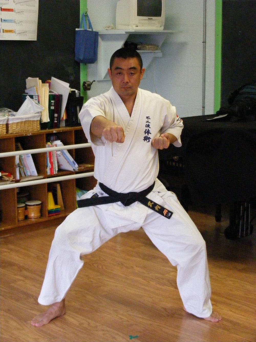 Kyokushin Karate!
