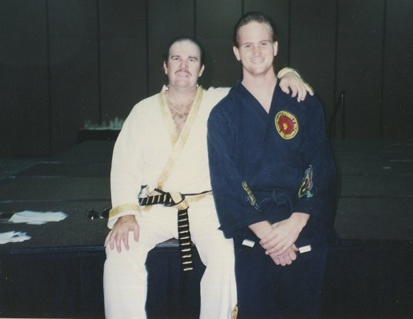 Sensei Mike Bush & GGM Fred Villari