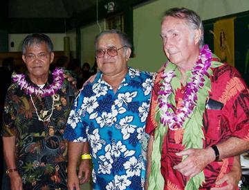 GM Peralta, GM Nahoolewa and GM Davis