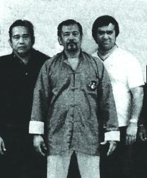 GM Reyes, Sijo Emperado and GM Nahoolewa