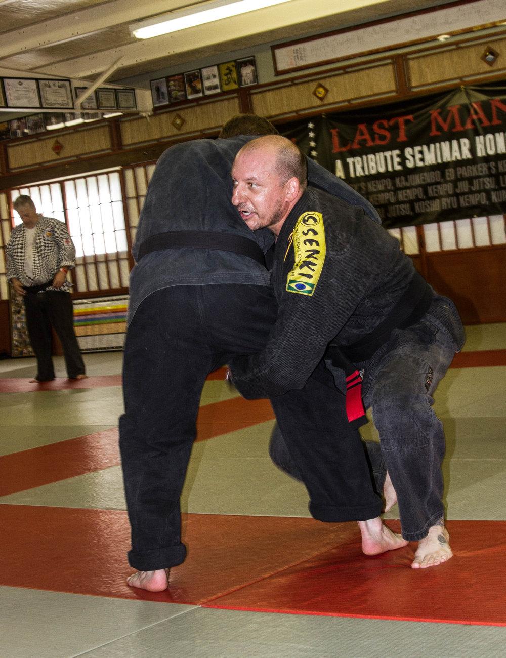 Master Sheiner takedown!