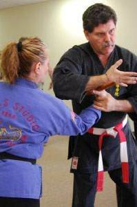 GM Montoya working self defense