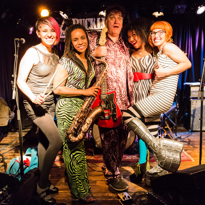 Come Have a Great Time, Laugh, and Rock Out with the Siberian Surf Rock Band Igor and the Red Elvises! - FREE!  Sponsored by OCREECAS (Oberlin Center for Russian, East European and Central Asian Studies)