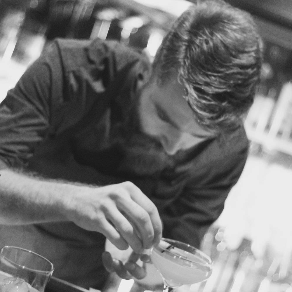 A DMV native, Will Kriebelhas spent his entire life with a finger on the pulse of the area's food and beverage scene. Will has spent time in many of the area's food, beer, and cocktail destinations and his always eager to share his passion and expertise with those around him. Let Will craft you the perfect Old Fashioned as he narrates the history of the beverage and preaches his preference for rye over bourbon.