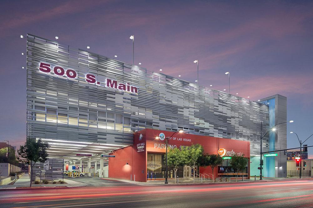 500 S. Main Garage, Las Vegas, NV