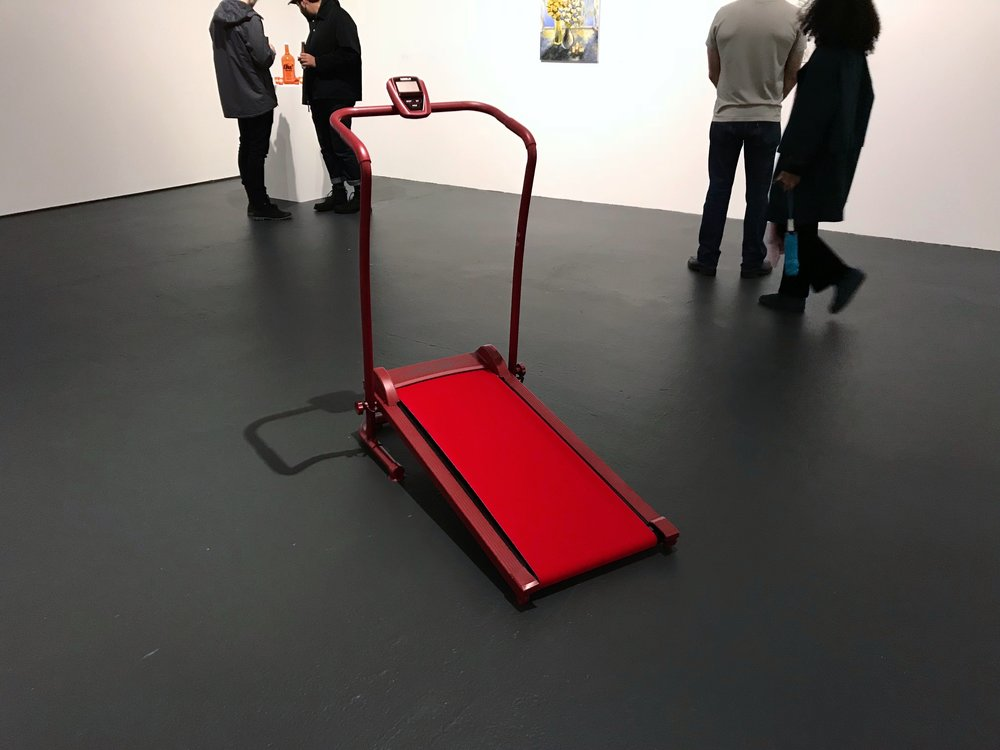 """""""Awards Season"""" displayed in the David Winton Bell Gallery, Providence RI  February 23rd, 2018 - 38th Annual Juried Student Show, Brown University"""