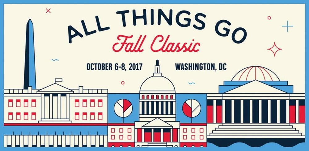 The All Things Go Fall Classic is the home to what's next in music. The 2017 festival will feature a curated selection of exciting and emerging artists and takes place October 6-8 at Washington DC's iconic Union Market.