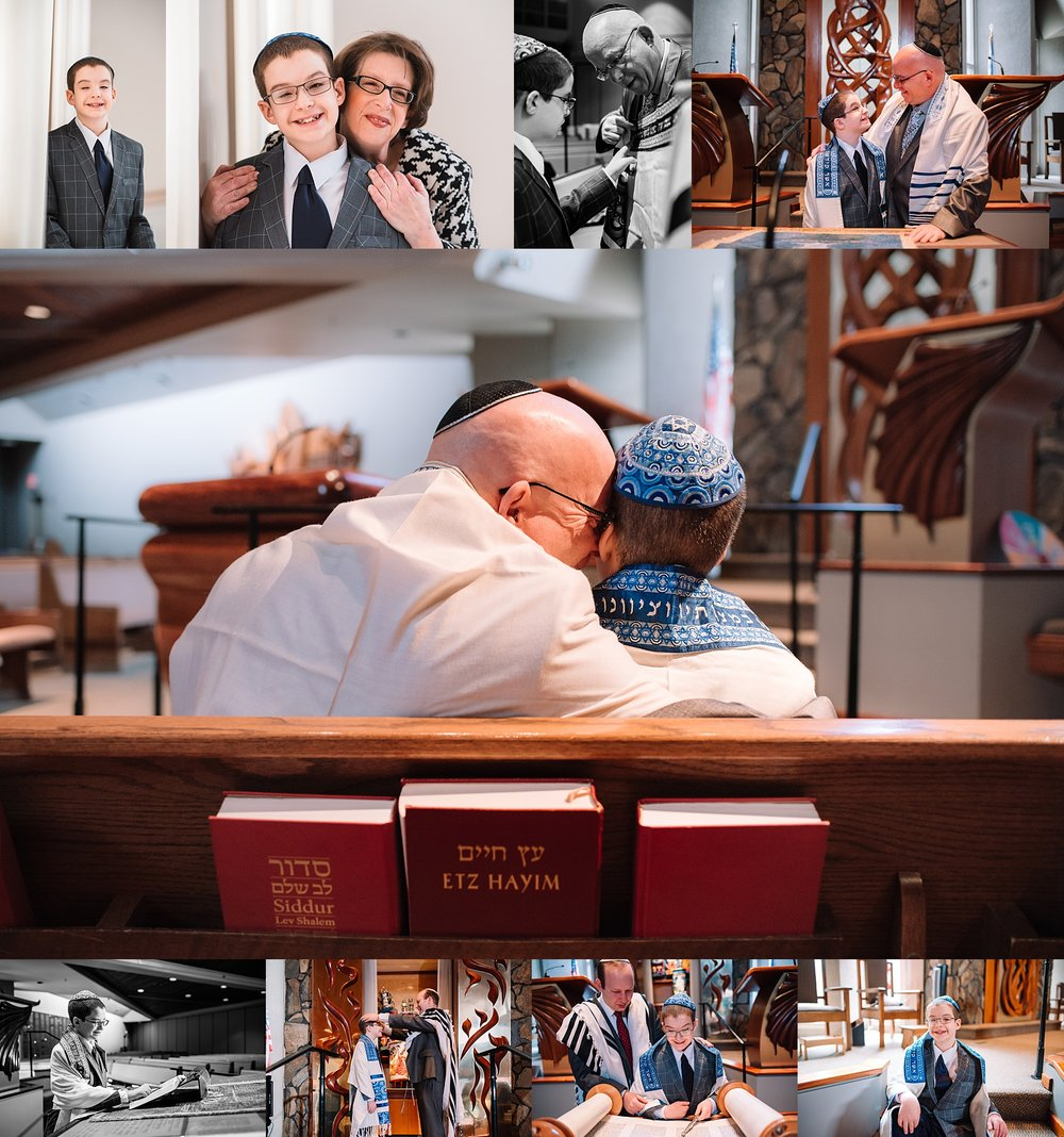 Atlanta Bar Mitzvah Photographer