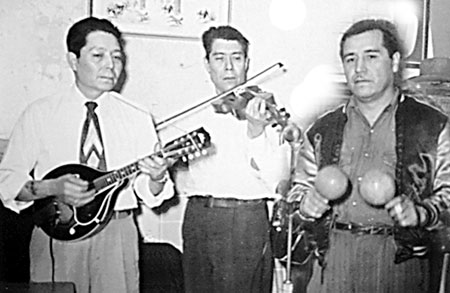 Vidal, Juan and Panfilo Barrientos
