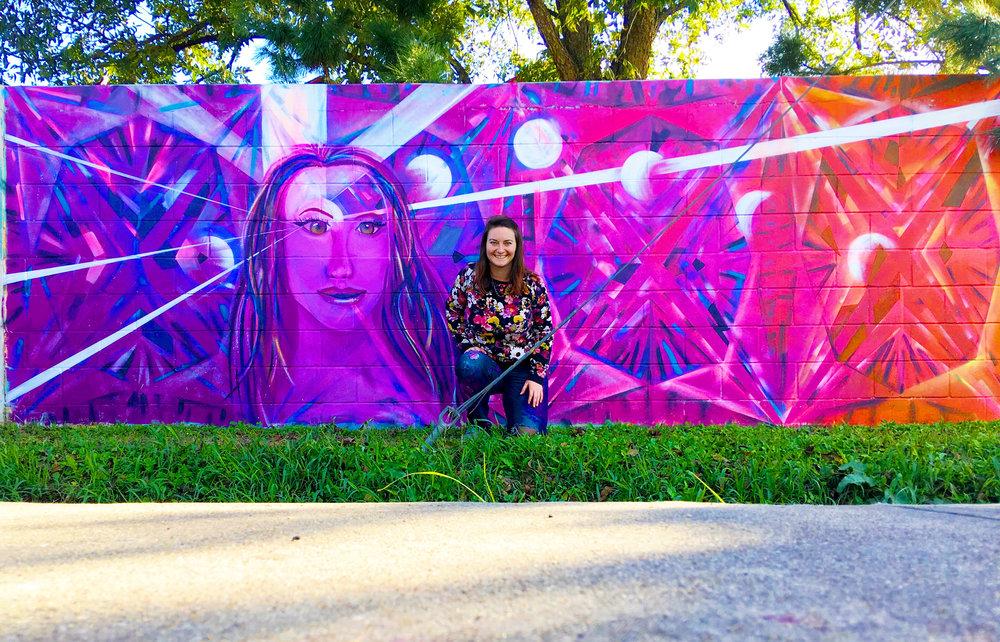 Gem Girl - Skinner Road 2018