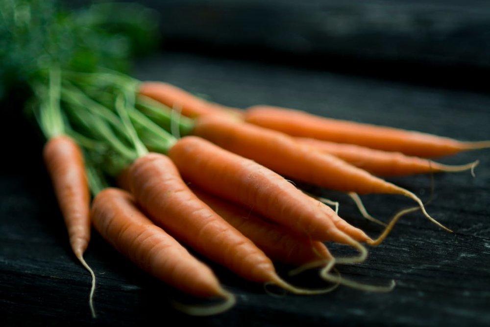 aspen larry macintyre catering carrots