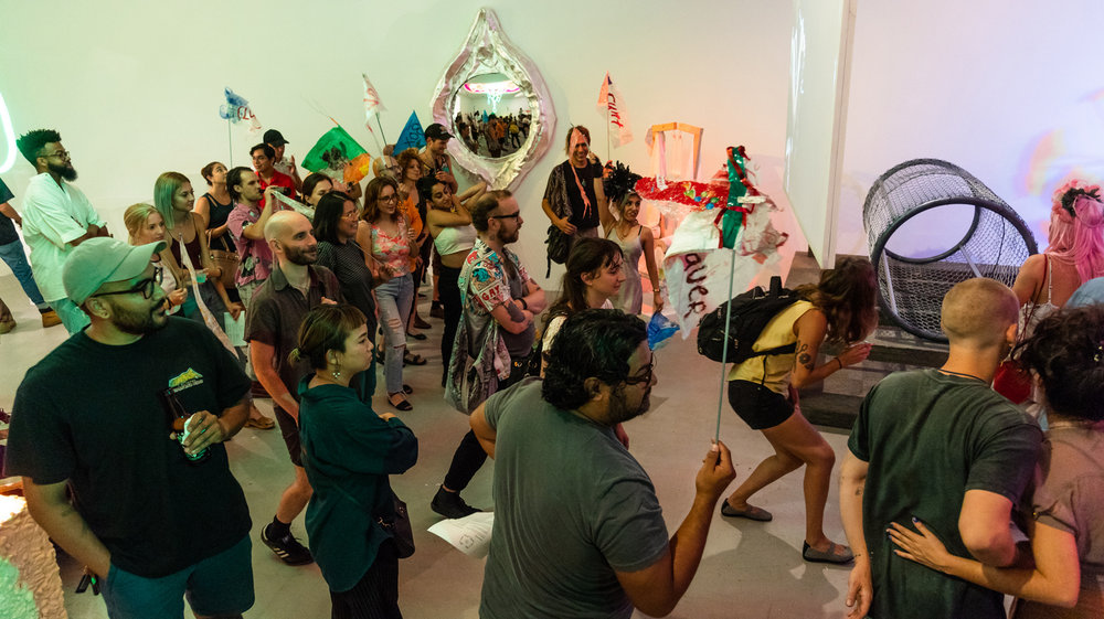 CAVERNOUS, Los Angeles Contemporary Exhibitions (LACE). July 11—Aug 26, 2018