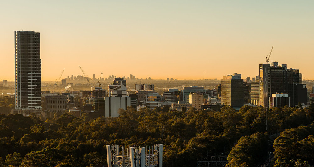 Parramatta Sunrise