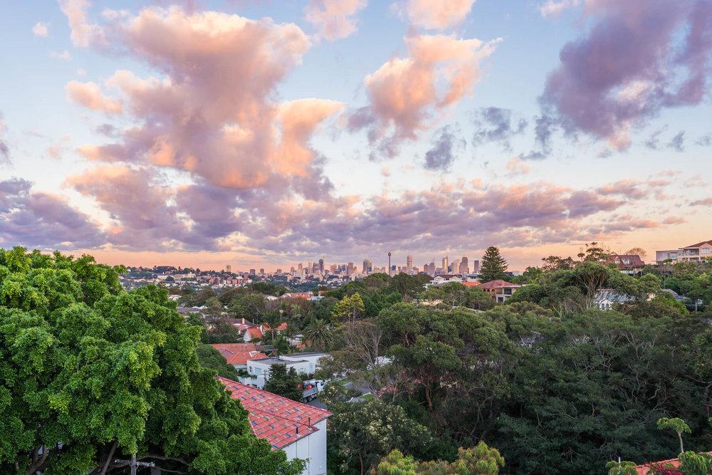 Rose Bay Apartment View