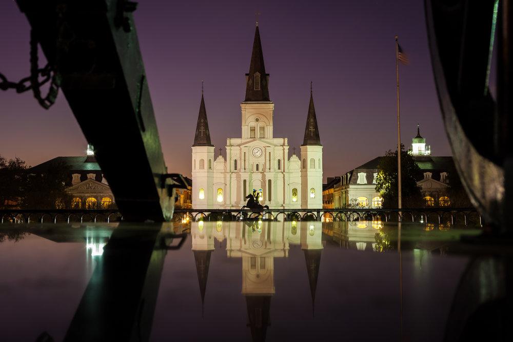Determination | Architectural New Orleans Series