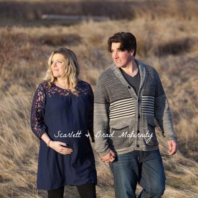 Blog Photo - Scarlett and Brad Maternity Photo