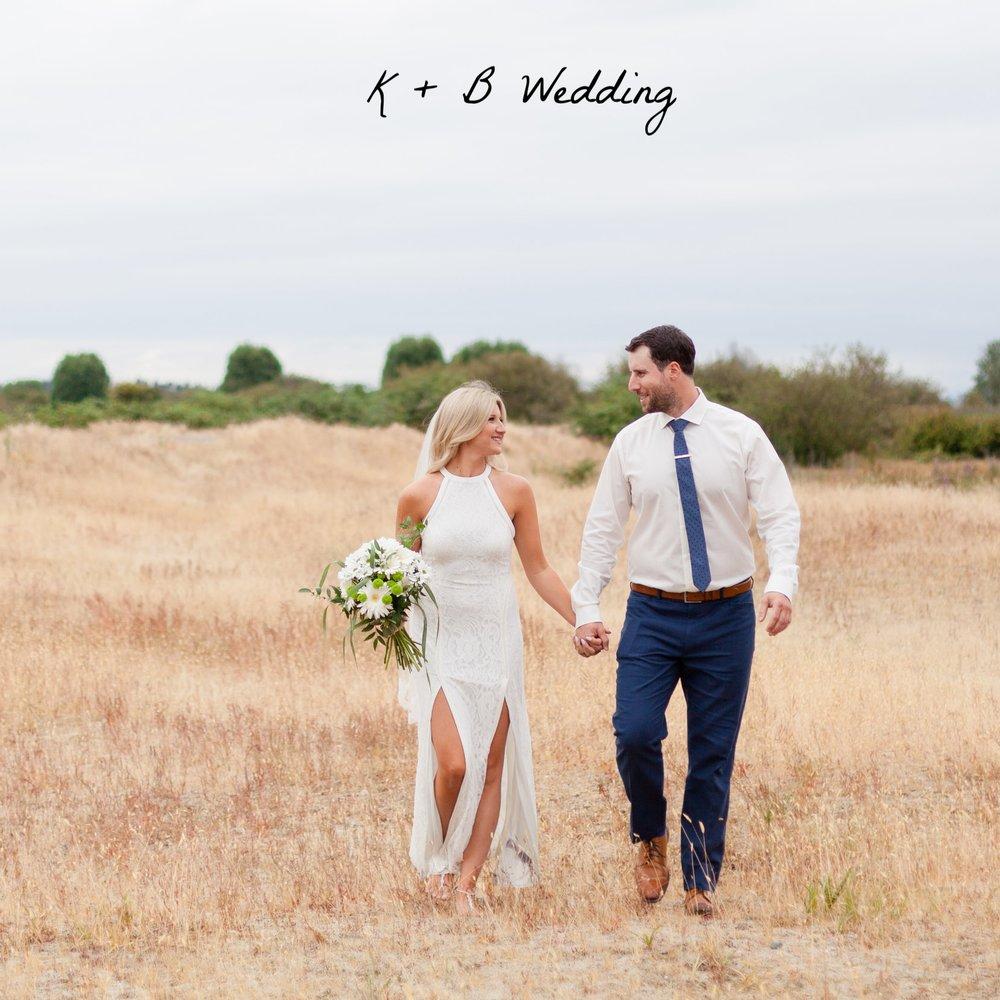 Blake and Kelly Wedding