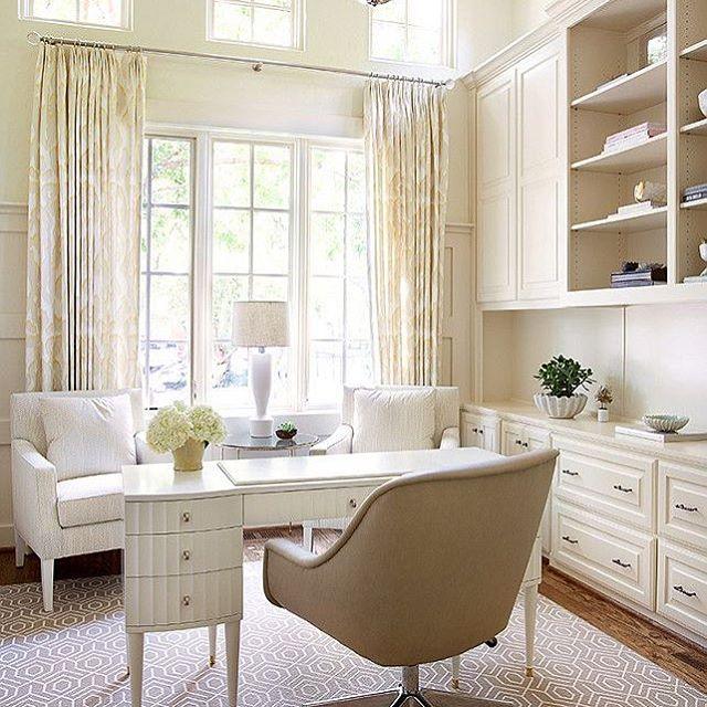 """Who is with me on the """"no need for clutter"""" campaign for 2017? Clean office makes me swoon! #weddingplanning #weddingplanner #sandiegoweddingplanner #palmspringsweddingplanner #luxurywedding #declutteryourlife #cleanlivingspaces #topeventplanner"""