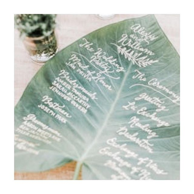 Excited to incorporate this menu into one of my June weddings. I need to find a Southern California calligrapher for this project. Any takers?? Any advice helps! #2017bride #destinationweddingplanner #destinationwedding #justengaged #sayido #californiawedding #californiaweddingplanner #weddingcalligraphy #californiacalligrapher #malibuwedding #palmspringsweddingplanner #malibuwines #saddlerockwedding